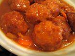 Receta de albóndigas en salsa de zanahoria