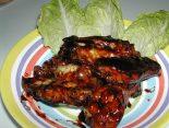 Receta de alitas de pollo al horno a la coca cola