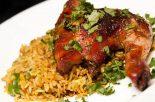 Receta de arroz con pollo al horno