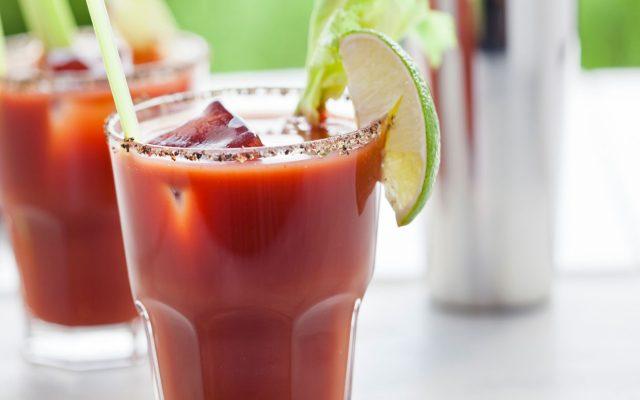 Receta de bloody mary de tomate