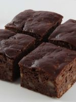 Brownie y nueces