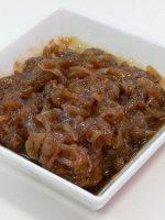 Receta de cebolla caramelizada al microondas