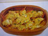 Receta de ceviche de pollo