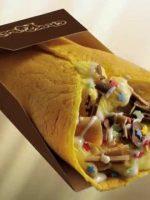 Receta de choco kebab