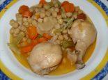 Receta de cocido andaluz