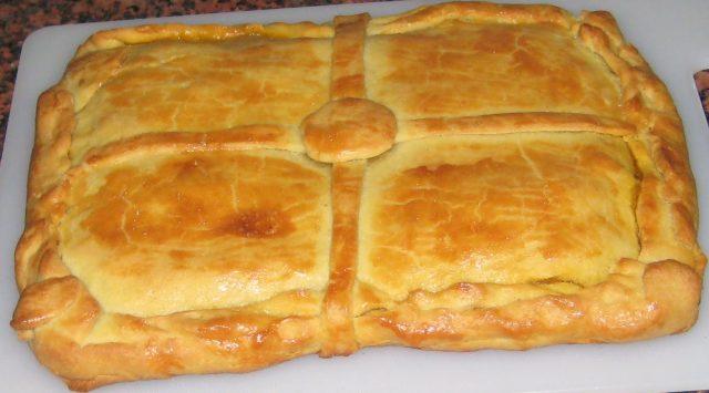 Receta de cómo hacer masa de empanada