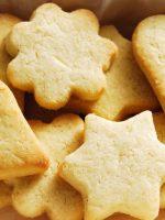 Receta de cookies de vainilla
