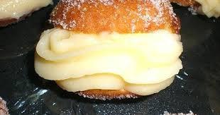 Receta de crema pastelera de naranja