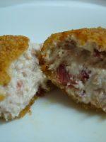 Receta de croquetas de pollo a la plancha