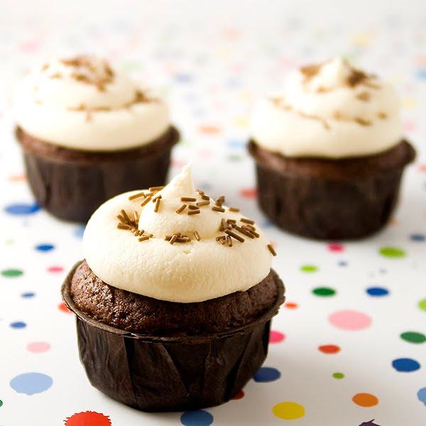 Receta de cupcakes veganos