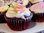 Receta de cupcakes al microondas