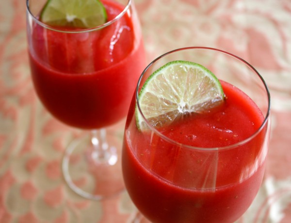 Receta de daiquiri sin alcohol