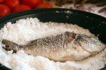 Receta de dorada al horno a la sal