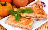 Receta de empanada gallega de lacón y setas