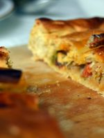 Receta de empanada gallega de bacalao
