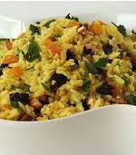 Receta de ensalada de arroz al curry