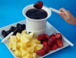 Receta de fondue de frutas