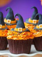 Receta de cupcakes de halloween