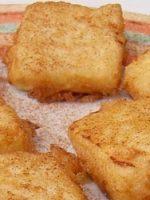 Receta de leche frita a la gallega
