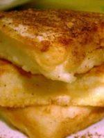 Receta de leche frita al anís