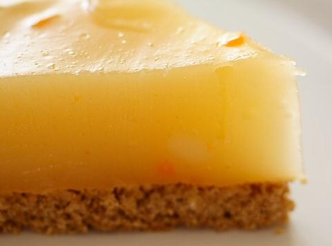 Receta de lemon pie con gelatina