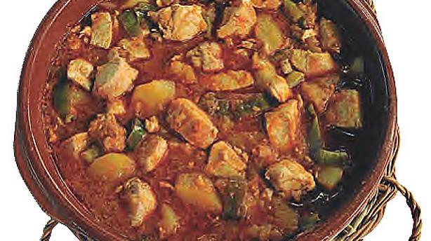 Receta de marmitako a la bermeana