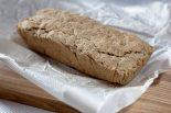 Receta de pan casero de almendras