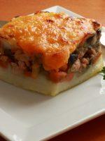Receta de pastel de carne argentino