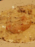 Receta de pechuga de pollo al horno con champiñones