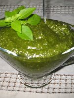 Pesto thermomix