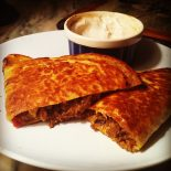 Receta de quesadilla con curry