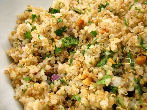 Receta de quinoa thermomix