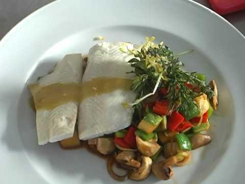 Receta de ratatouille con pescado