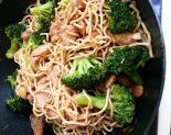 Receta de brocoli con pollo