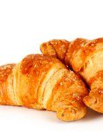 Receta de croissant sin gluten