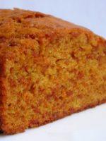 Receta de pastel de zanahoria thermomix