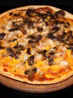 Receta de pizza dukan
