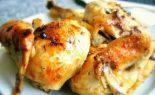 Receta de pollo al ajillo con limón