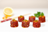 Receta de steak tartar thermomix