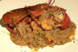 Receta de arroz con bogavante y langostinos