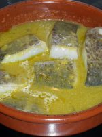 Bacalao al pil pil thermomix