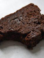 Receta de bizcocho de chocolate thermomix