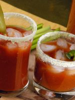 Bloody mary con tequila