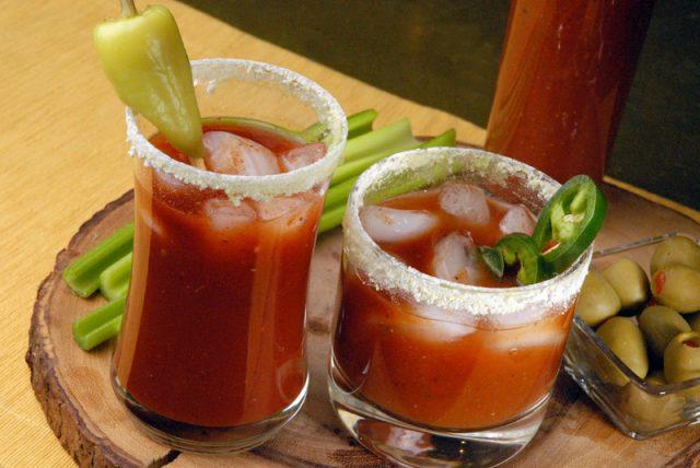 Receta de bloody mary con tequila