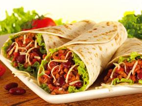 burrito recetas