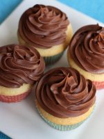 Receta de buttercream thermomix