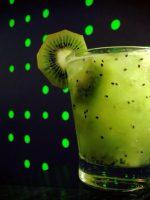 Receta de caipirinha de kiwi