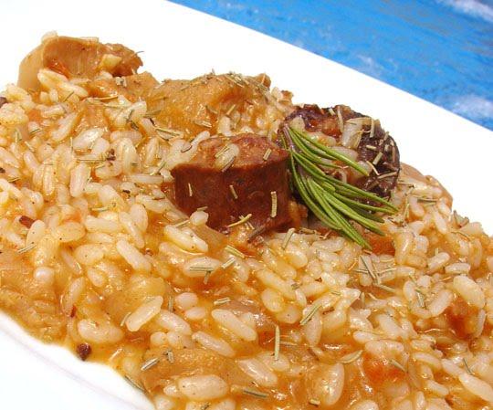 Receta de callos a la madrileña con arroz