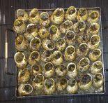 Receta de cargols a la llauna al forn