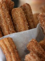 Receta de churros light